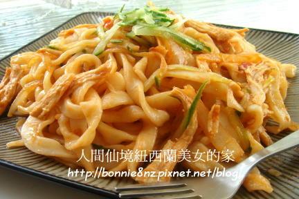 雞絲京醬拌麵-1