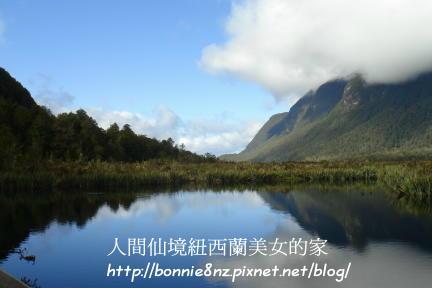 紐西蘭Mirror Lake