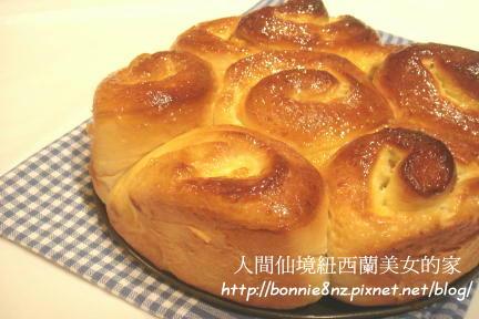 奶油起士麵包捲-1