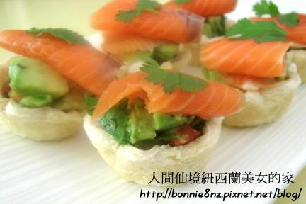 燻鮭魚酪梨莎莎塔-1