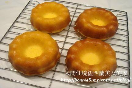 香橙蛋糕 orange bundt cake-4