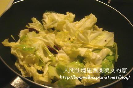 宮保高麗菜-3
