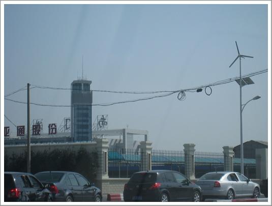 14:00,怕回不了上海,早早來排隊趕船