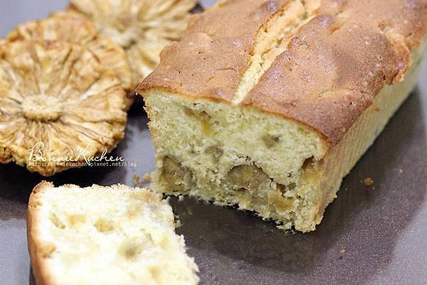 鳳梨磅蛋糕1