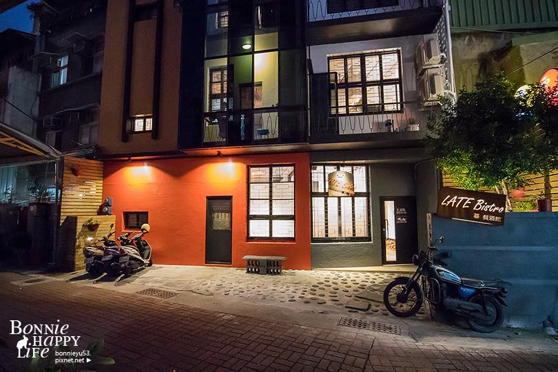 食記 / 台南東區餐酒館。三五好友深夜美食 ♥ LATE Bistro 暮