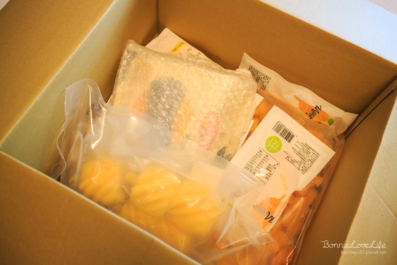 食記 / 夏日消暑聖品,不含人工添加物「我泰想吃」泰國芒果冰、富萊鳳梨、芒果丁