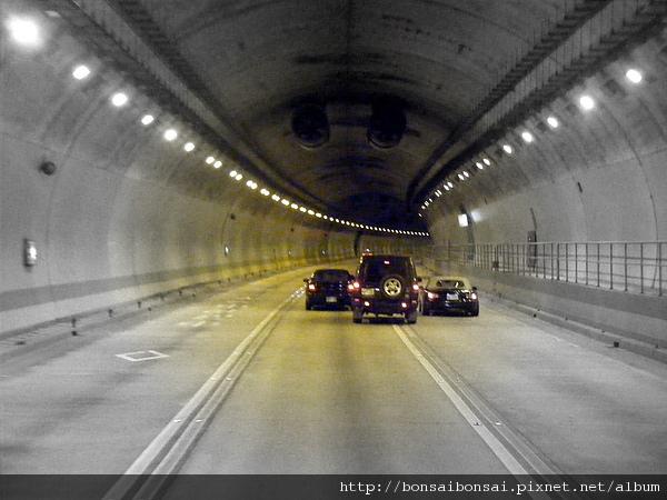 拍攝飛車飆速的現場實錄