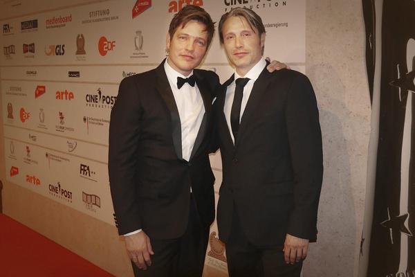 2012年EFA&Mads Mikkelsen