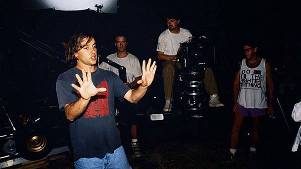 Behind the Scenes of Dazed and Confused, 1993 (5)