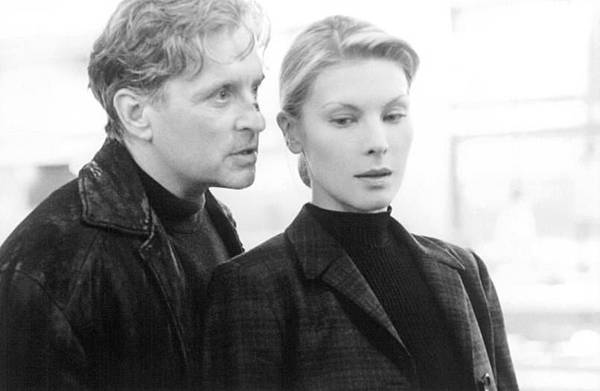 still-of-michael-douglas-and-deborah-kara-unge