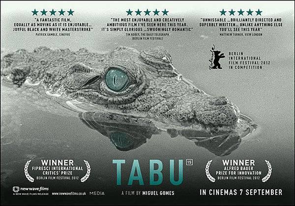 tabu_poster