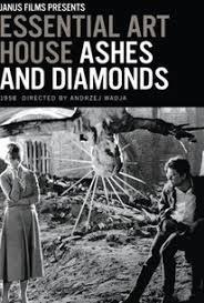 「Ashes and Diamonds film」的圖片搜尋結果