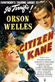 「Citizen Kane」的圖片搜尋結果