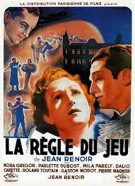 「La Règle du jeu FILM」的圖片搜尋結果