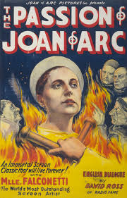 「The Passion of Joan of Arc」的圖片搜尋結果