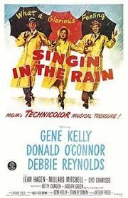 「Singin' in the Rain film」的圖片搜尋結果