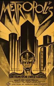 「metropolis film」的圖片搜尋結果