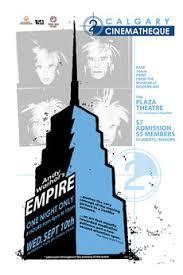 「Empire Warhol,1964)」的圖片搜尋結果