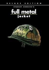 「金甲部隊》Full Metal Jacket   1987   美英   史丹利·庫柏力克 58歲」的圖片搜尋結果