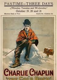 「《淘金記》卓別林/1925」的圖片搜尋結果