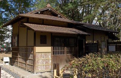 八窓庵-茶室(北海道札幌市中央区の中島公園).jpg