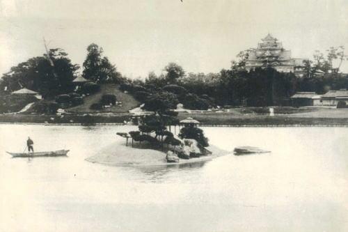 1907年(明治40年)頃の後楽園.jpg