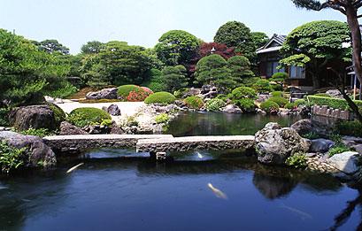 春の池庭.jpg