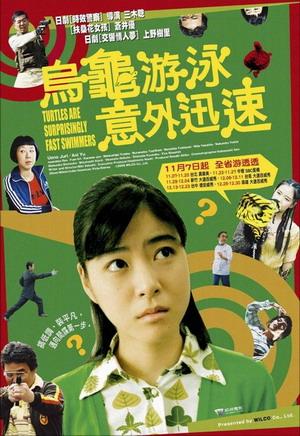 烏龜游泳意外迅速(2005).jpg