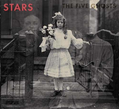 Stars-The Five Ghosts(2010).jpg