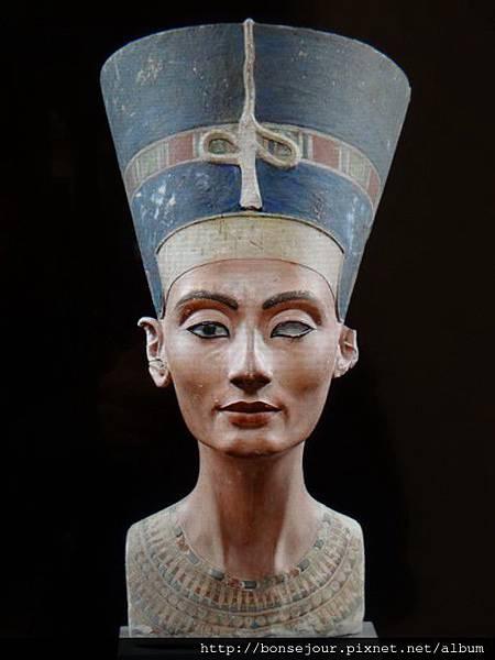 古埃及王后奈費提蒂
