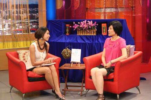 專訪張曼娟《噹!我們同在一起》