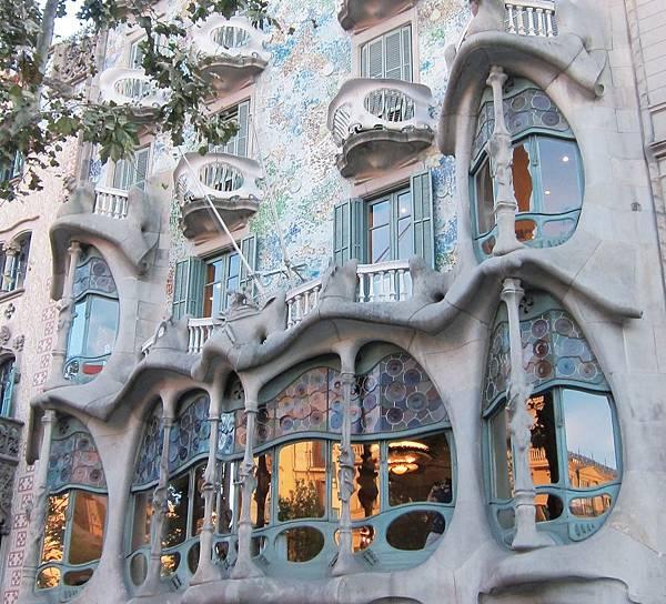 Casa Batlló 巴特婁之家