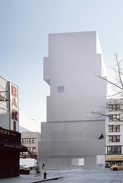 紐約新美術館