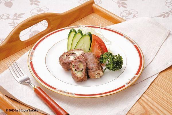 最好料理最適食材:牛肉起司卷
