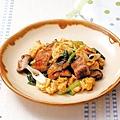 最好料理最適食材:鰻魚青菜炒蛋