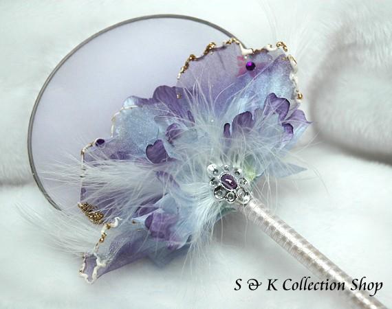花語扇:紫