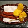 布丁酥+熱狗