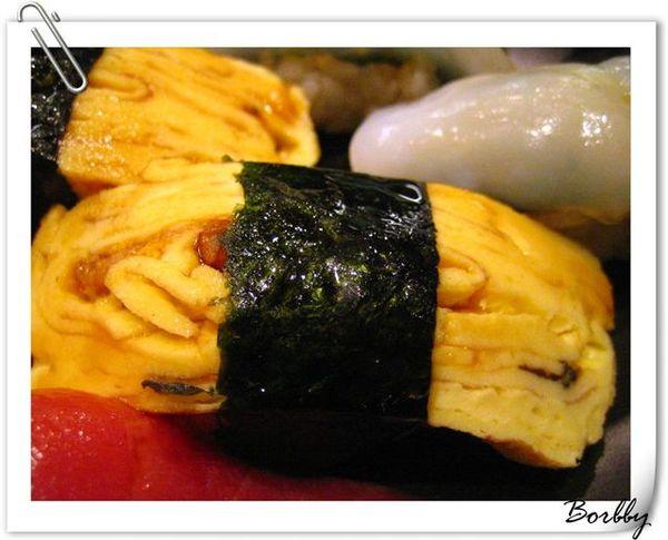 玉子燒壽司