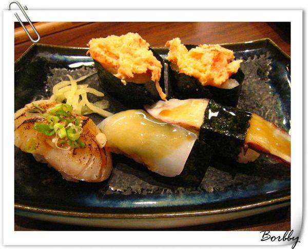 另一組綜合壽司