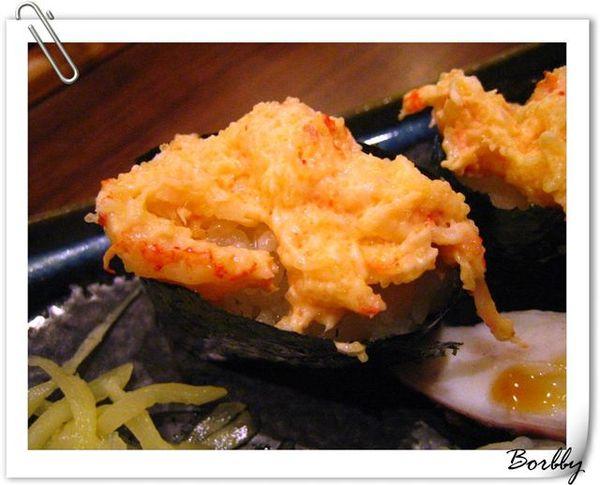 龍蝦沙拉壽司,一個30元