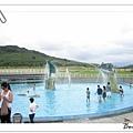 海生館新的戲水池