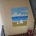 樓梯間的壁畫