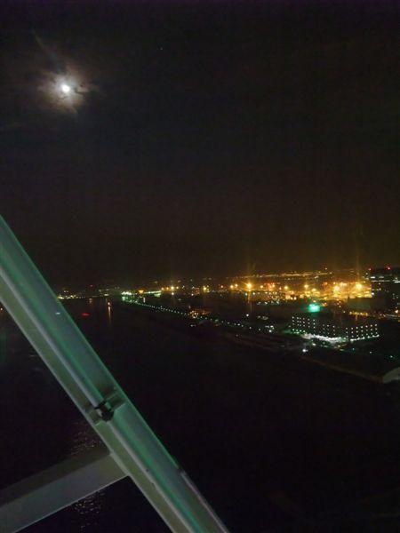 有月亮的夜晚