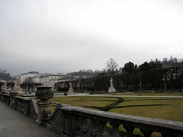Schloss Mirabell  米拉貝爾宮殿