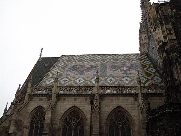 Stephansdom 聖史蒂芬大教堂