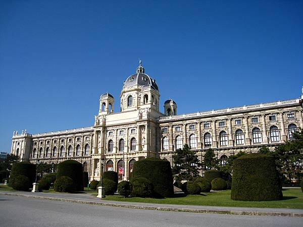 Naturhistorisches Museum 自然史博物館