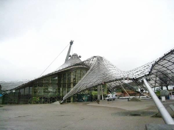 慕尼黑奧運會場