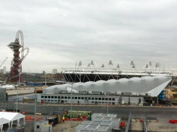 倫敦奧運會場