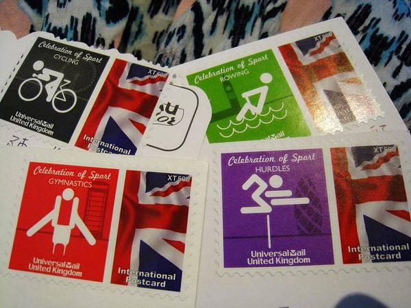 memorial stamp