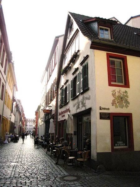 Cafe Burkardt 街景